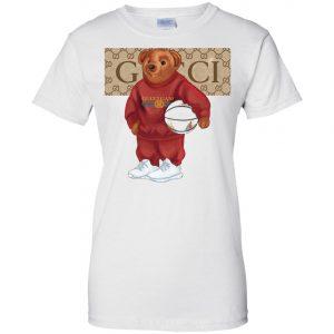 Sport Bear Gucci Women's T-Shirt