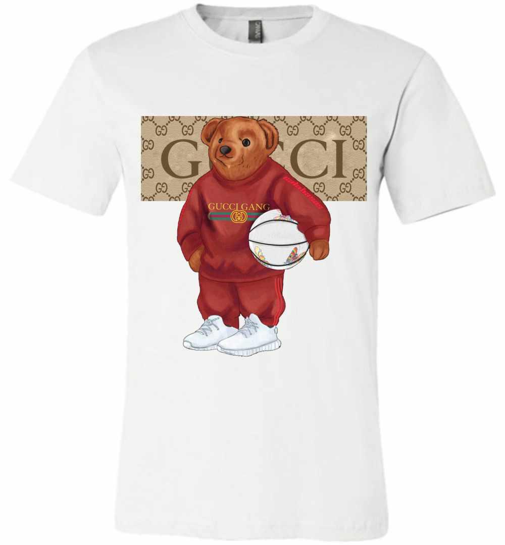 1de83fd6 Sport Bear Gucci Premium T Shirt ...