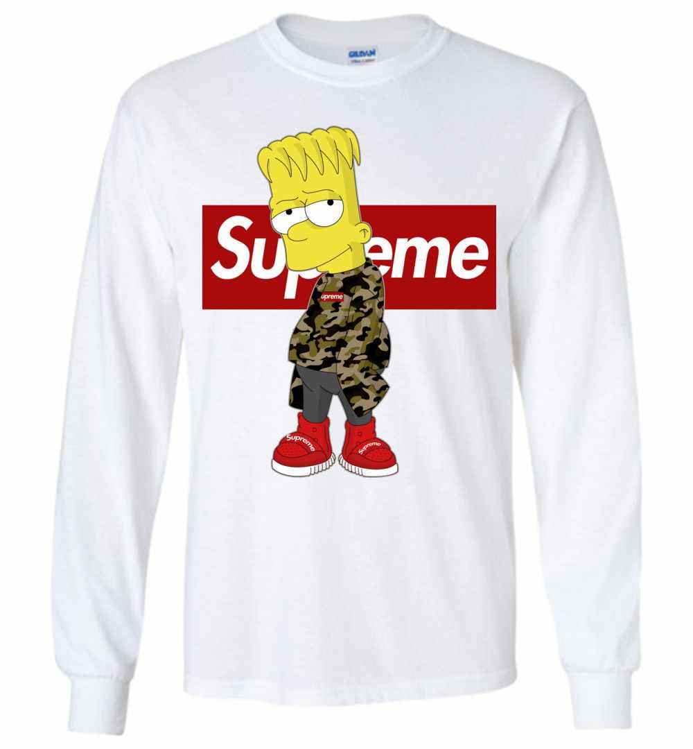 65550cc73 Funny Supreme Long Sleeve T Shirt Amazon Best Seller