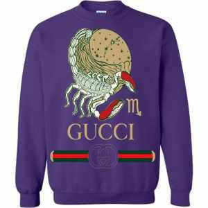 Gucci Zodiac The Scorpio Sweatshirt Amazon Best Seller
