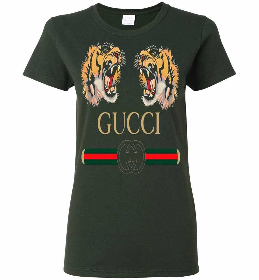 2c4723f0 Gucci Zodiac The Lion Women's T Shirt Amazon Best Seller