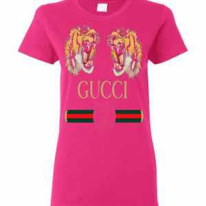 f69fcb00cf4 Gucci Zodiac The Lion Women s T Shirt Amazon Best Seller