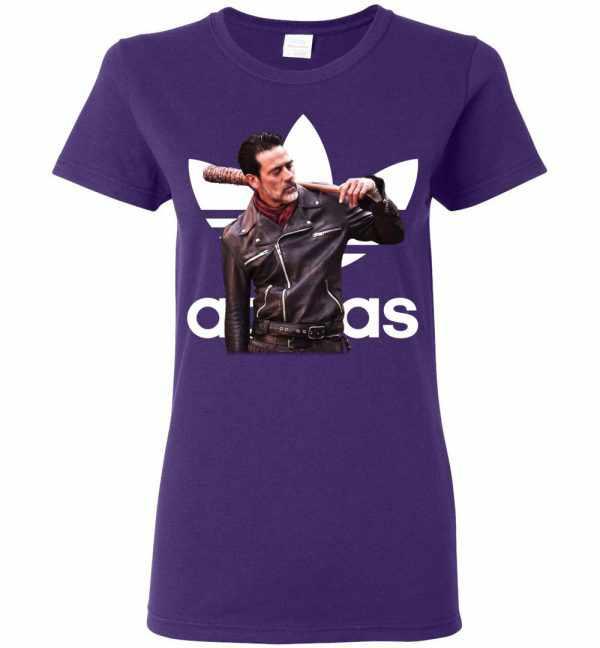 Adidas The Walking Dead Negan Women's T Shirt Amazon Best Seller