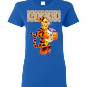 Gucci Tiger Women's T Shirt Amazon Best Seller