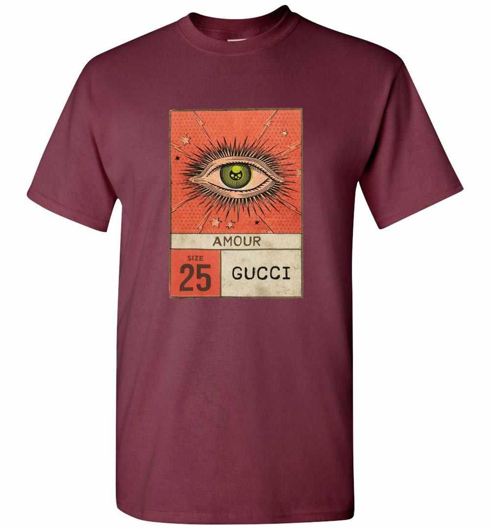 6f3d9b31cda Gucci Amour Eye Men s T Shirt Amazon Best Seller