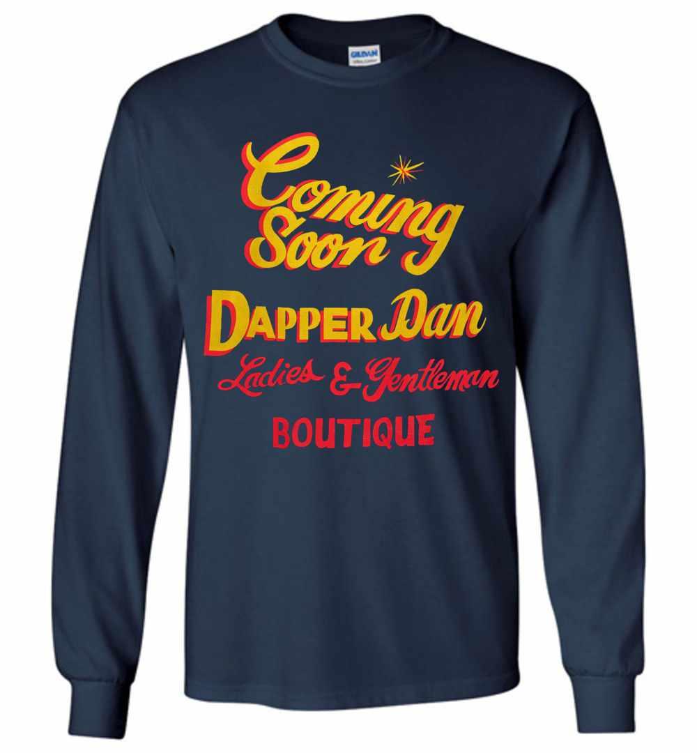 de9bb92d3 Gucci Dapper Dan Boutique Long Sleeve T Shirt Amazon Best Seller