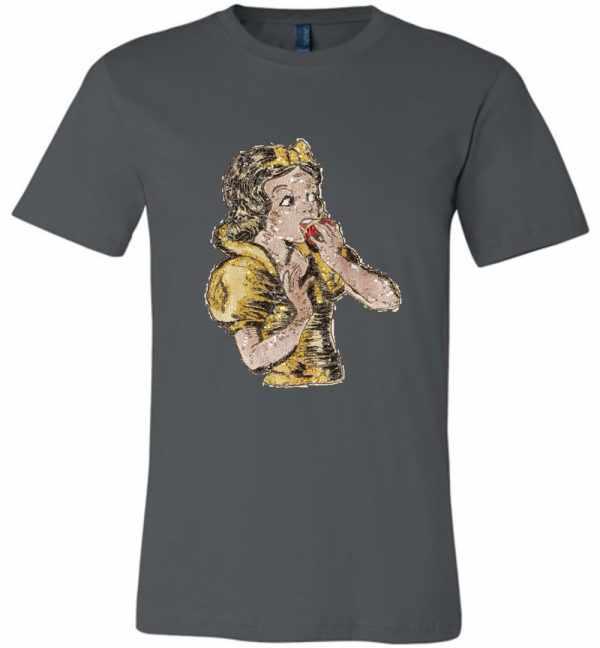 Sequin Snow White Premium T shirt Amazon Best Seller