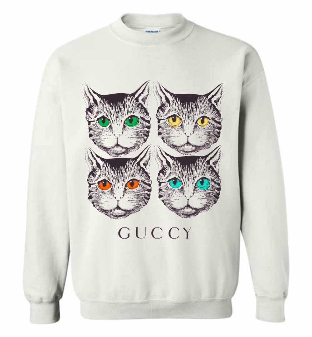 a462d3044a3 Gucci Mystic Cat Sweatshirt Amazon Best Seller