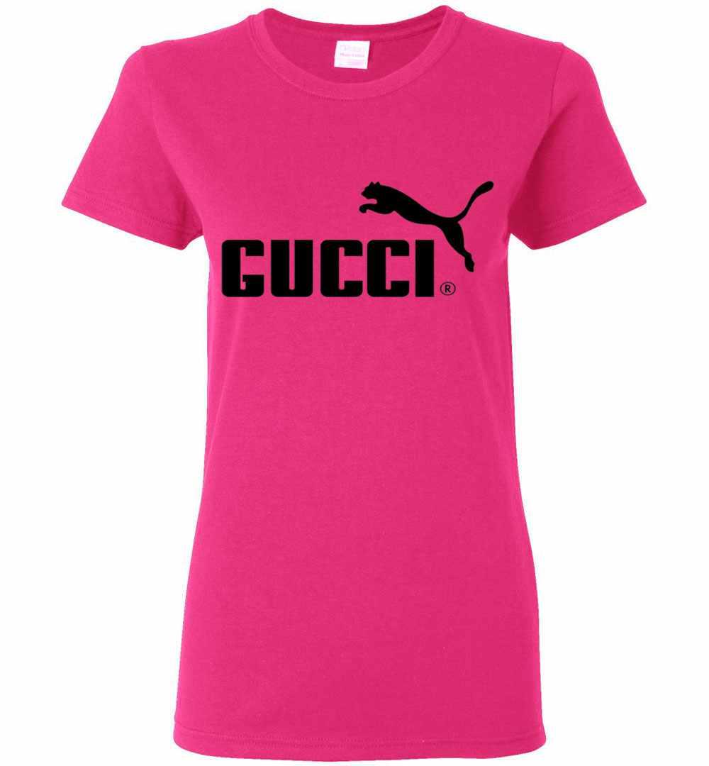 48105c9cc254a Gucci x Puma Women's T-Shirt
