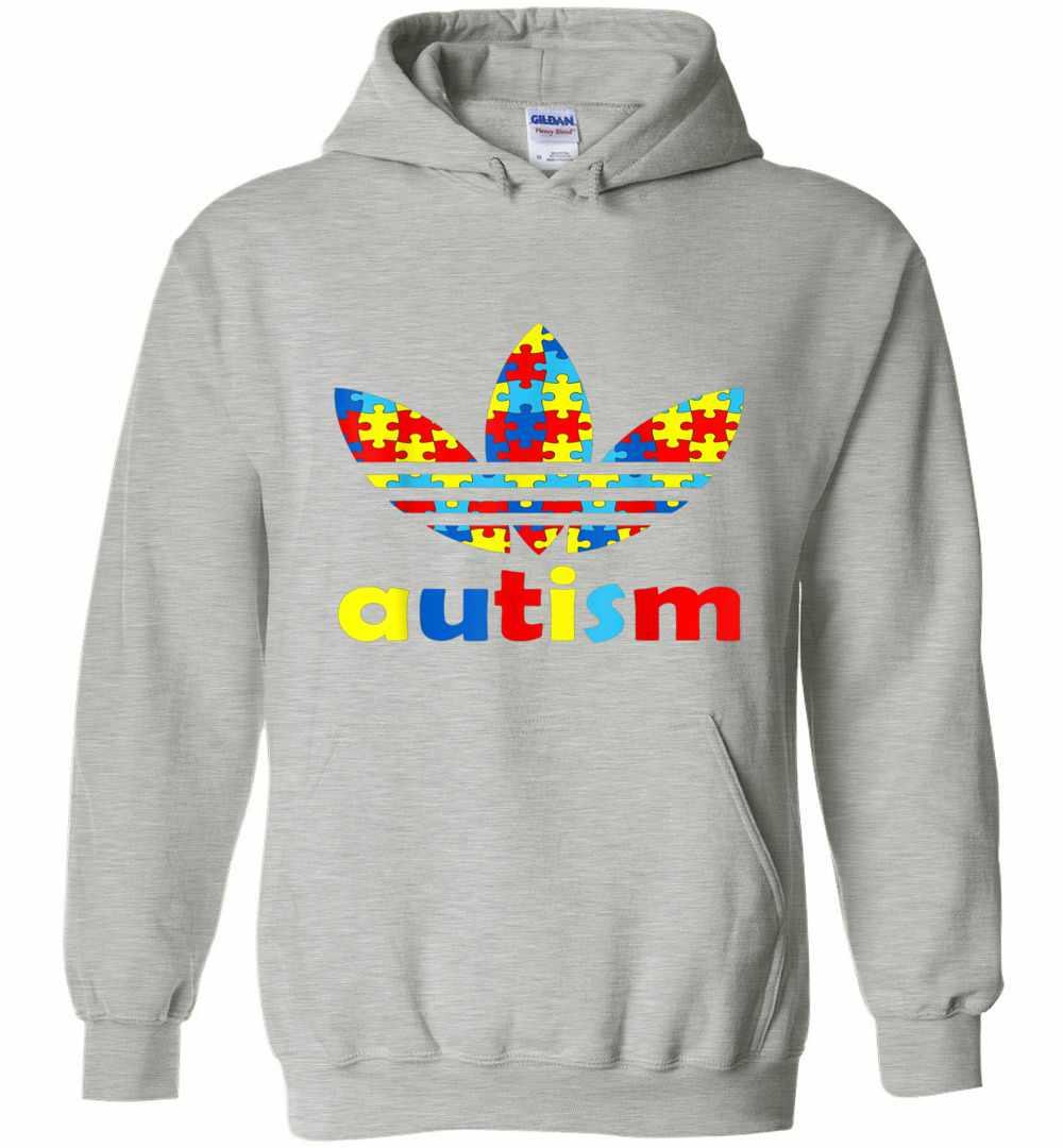 Adidas Autism Awareness Funny Hoodies [ 1080 x 1000 Pixel ]