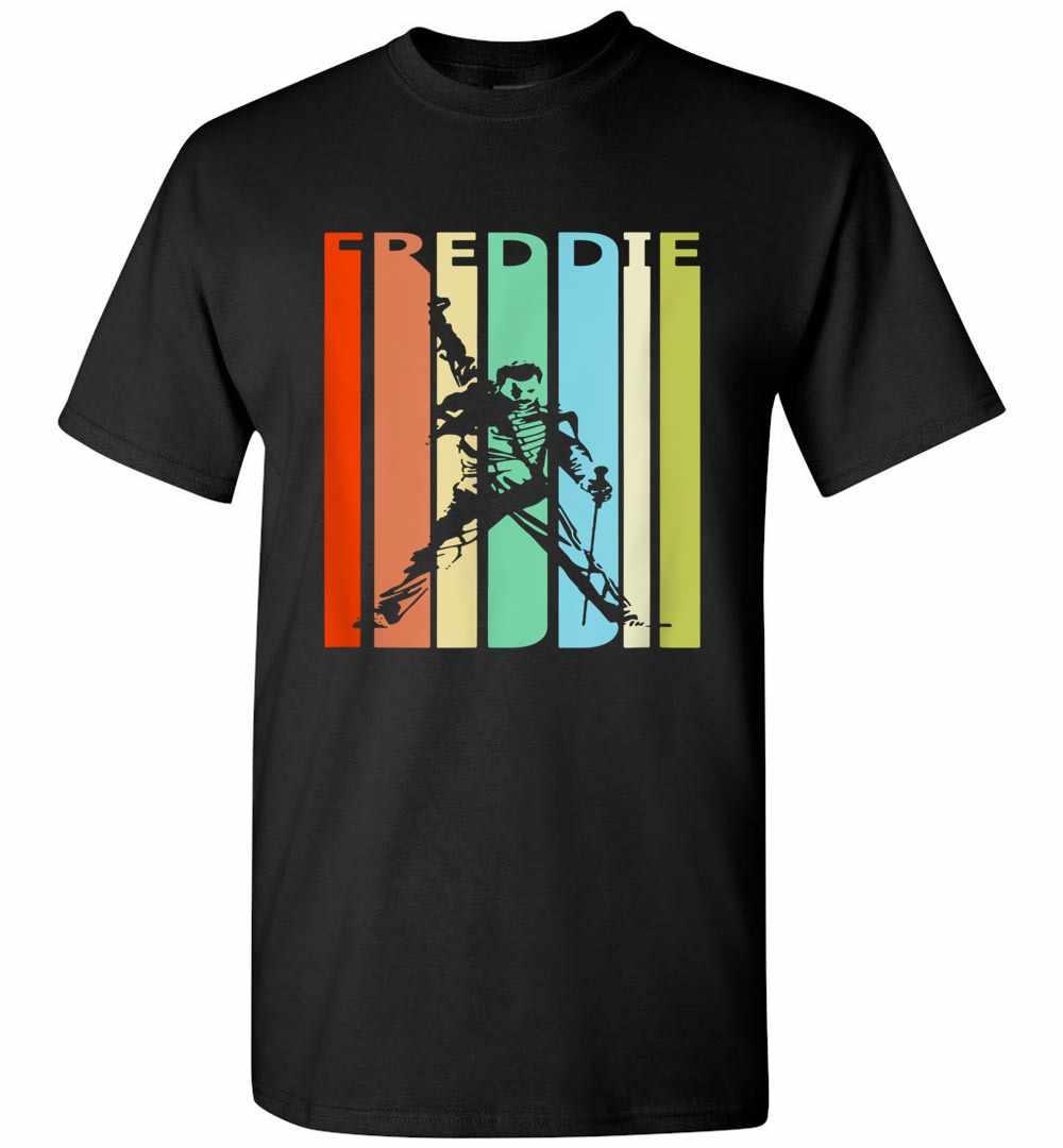 Freddie Mercurys Music Gifts Funny Design Men's T-shirt