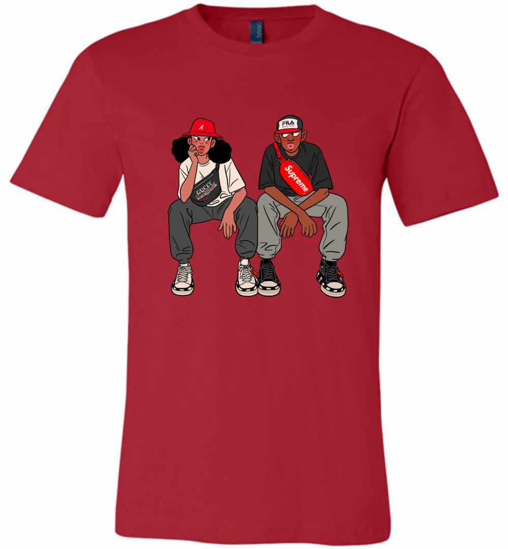 cac2ff5e Fila X Gucci X Supreme Premium T shirt Amazon Best Seller