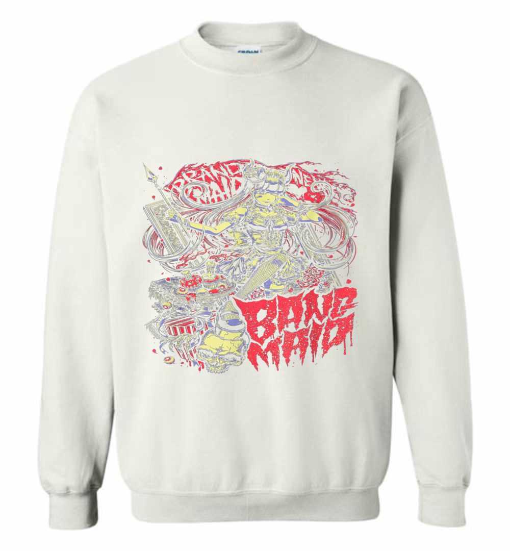 Band Maid Sweatshirt Amazon Best Seller