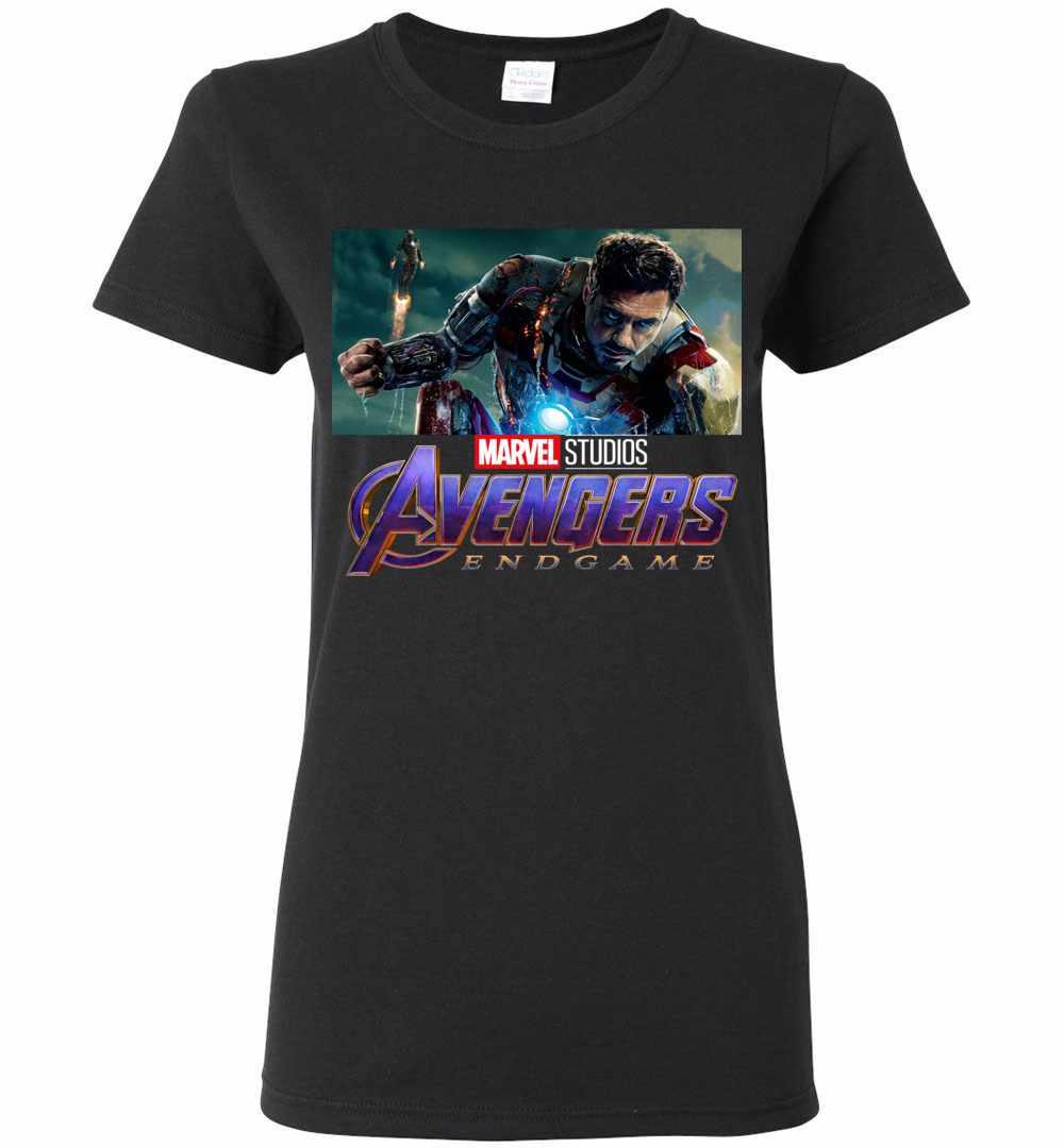 869c4ea7 I Am Iron Man Marvel Studios Women's T shirt Amazon Best Seller